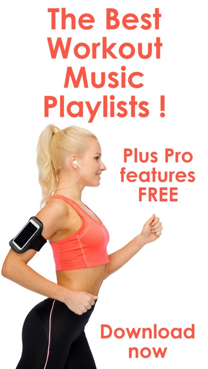 Mp3 Workout music playlists for aerobic exercise by Gil Shtrauchler