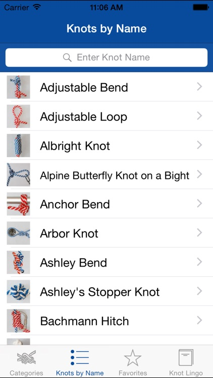 Knot Guide (100+ knots) screenshot-4