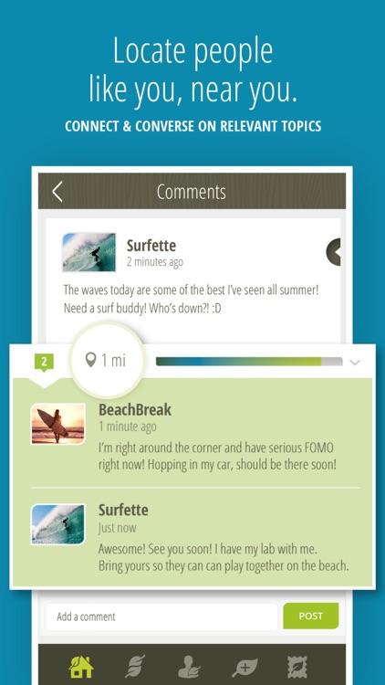 SameGrain, Meet People Like You screenshot-4
