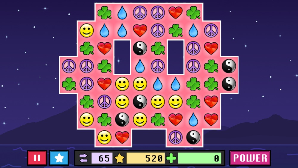 Matching in the Rain – A relaxing match 3 puzzle game