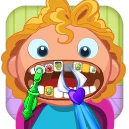 Cute Baby Dentist