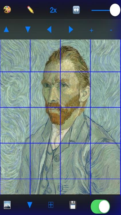 Artists Grid Tool