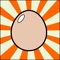 Mr Egg rushes left and right in bouncing walls madly