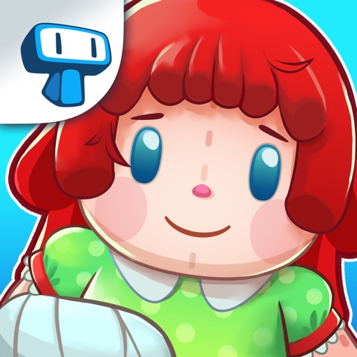 Doll Hospital - Plush Dolls Doctor Game for Kids iOS App