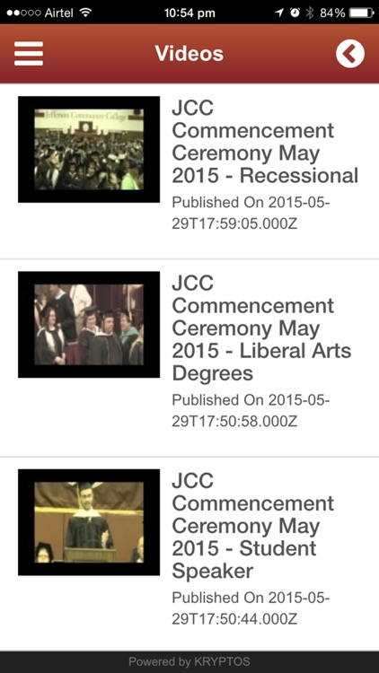 myJCC Mobile screenshot-4