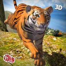 Activities of Wild Tiger Adventure 3D - Siberian Jungle Beast Animals Hunting Attack Simulator