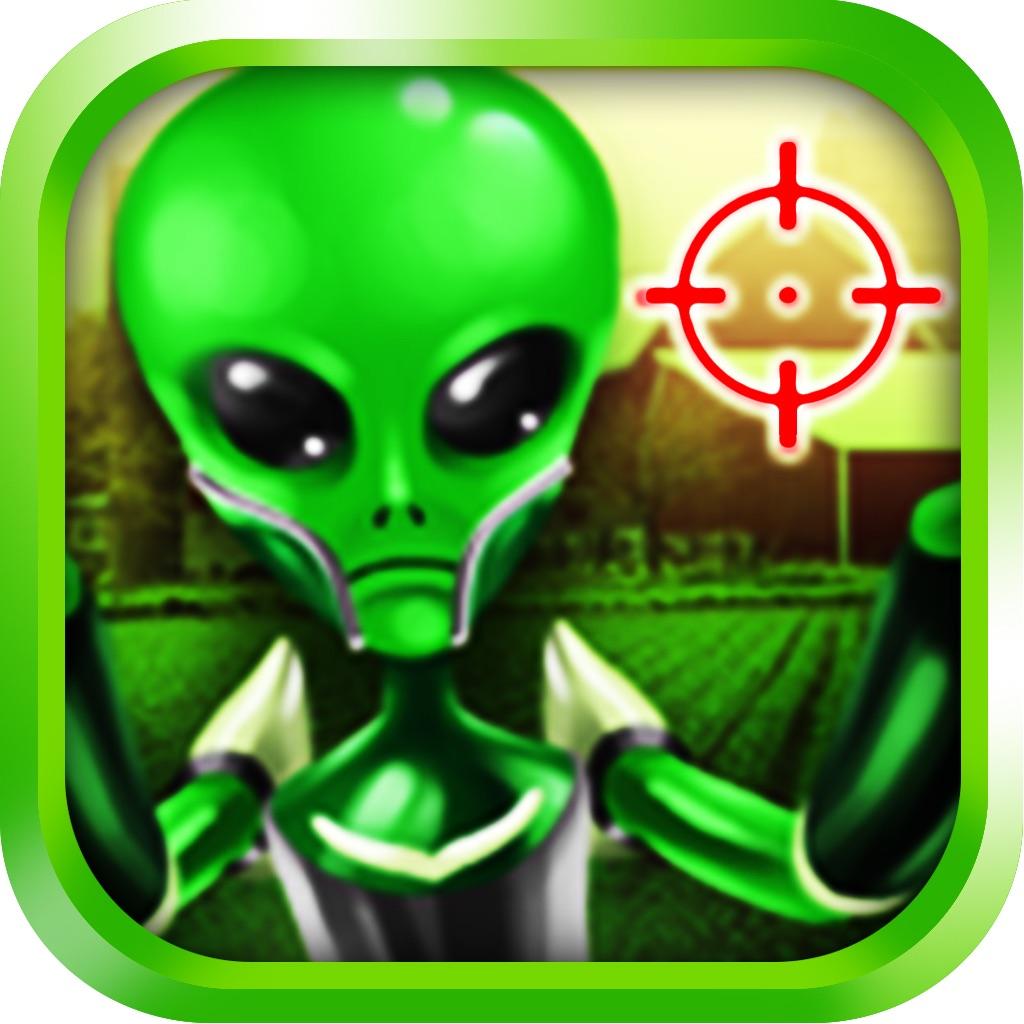 Alien Farm Attack Sniper Game FREE hack