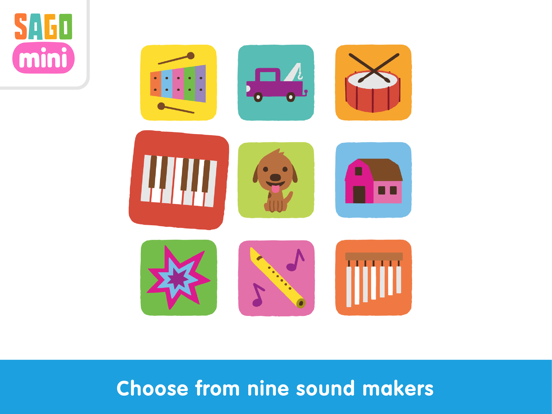 Sago Mini Sound Box iPad