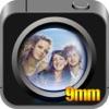 Ultra Wide Selfie 9mm Camera