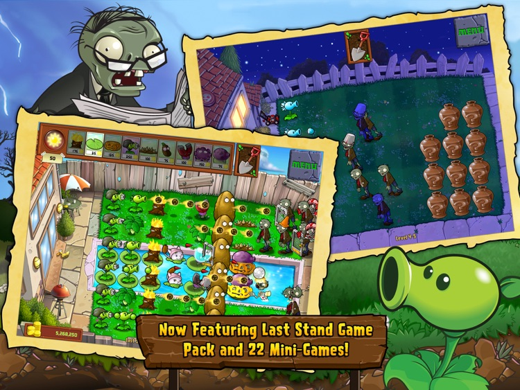 Plants vs. Zombies™ HD screenshot-3