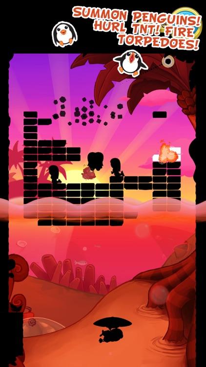 Blowfish Meets Meteor: A Brick-Breaker Adventure screenshot-0