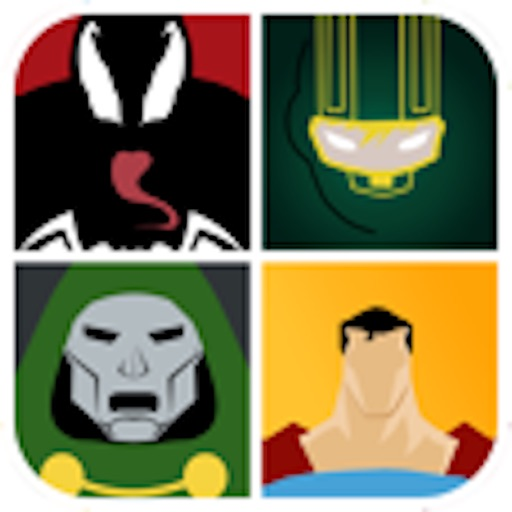 Guess the Heroes vs. Villains! Free iOS App