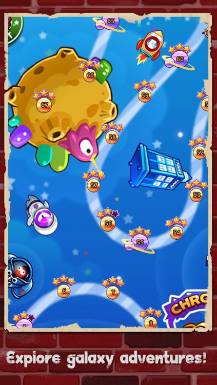 Galaxy Trio: Brick Breaker screenshot-3