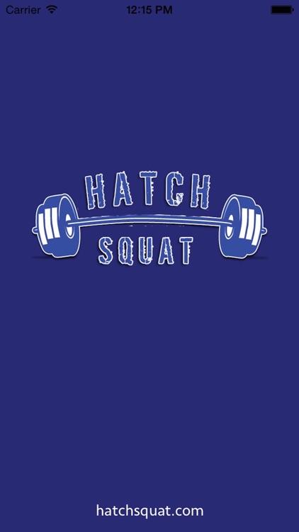 Hatch Squat Calculator