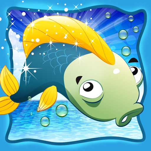 A Fishing Game for Children: Learn with Fish puzzles, games and riddles iOS App