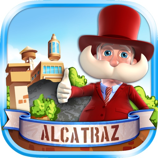 Monument Builders : Alcatraz FREE icon