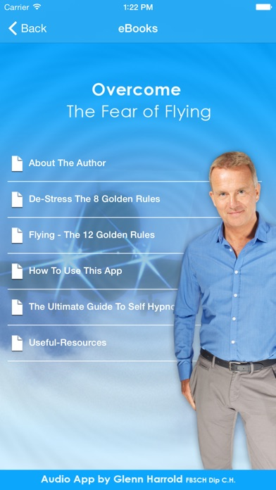 Overcome The Fear Of Flying By Glenn Harrold review screenshots