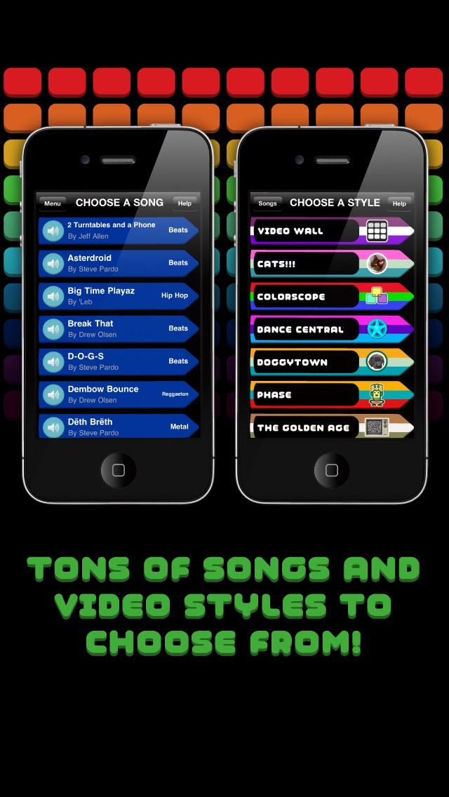 Download VidRhythm App