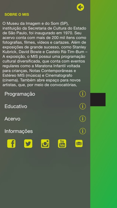 download Museu da Imagem e do Som - SP apps 0
