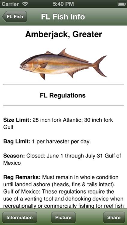 MS Saltwater Fishing Companion screenshot-3