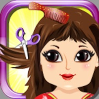 Codes for Baby Hair Saloon Makeover - cut, color, wash & create fun different hairstyles for princess free Hack