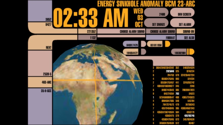 LCARS Alarm screenshot-3