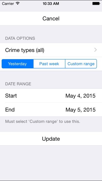 SEA Crime screenshot-3