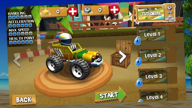 Buggy Car Stunts 3D screenshot-4