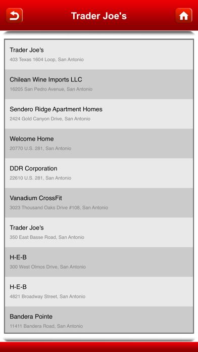 Best App for Trader Joe's Finder Screenshot