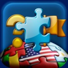 Geo World Games - Fun World and USA Geography Quiz With Audio Pronunciation for Kids icon