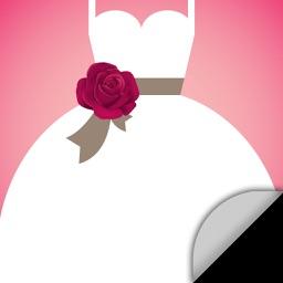 Wedding Dress Up: Photo Montage Sticker App
