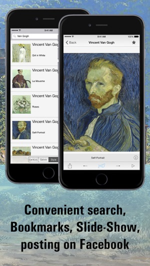 ‎National Gallery of Art HD Screenshot