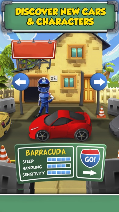 Road Surfers Dash - A Real Car Race Sim Endless Racing Rushのおすすめ画像4