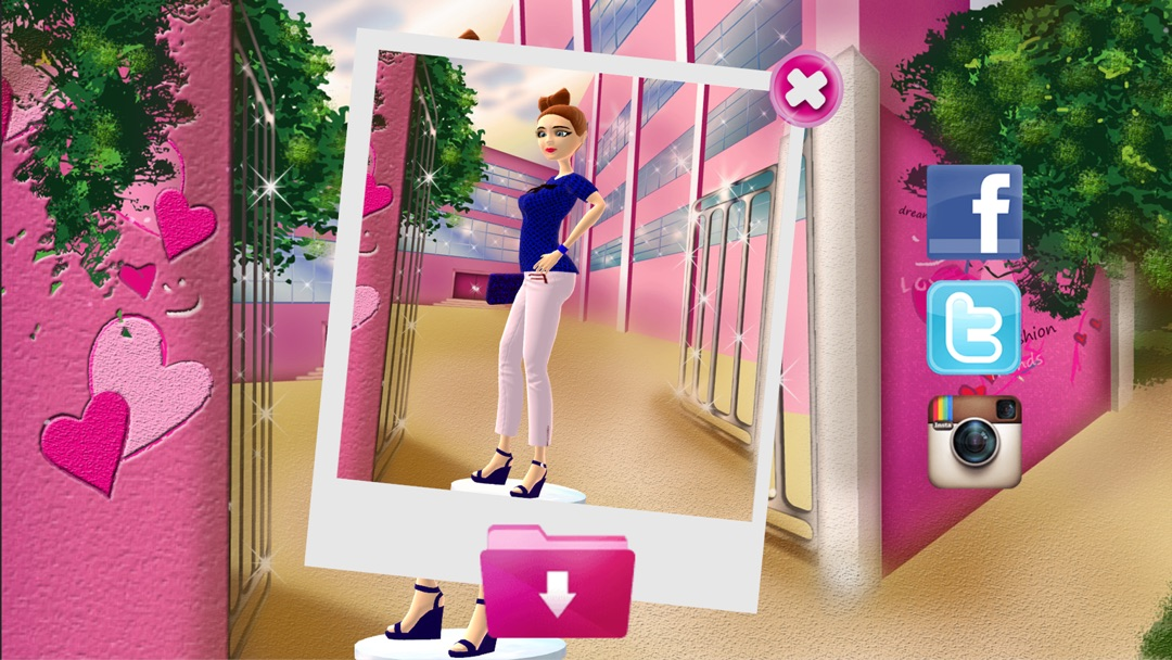 Teen Fashion Dress Up Game For Girls Makeup Beauty Fantasy Makeover Girl Games Online Game Hack And Cheat Gehack Com
