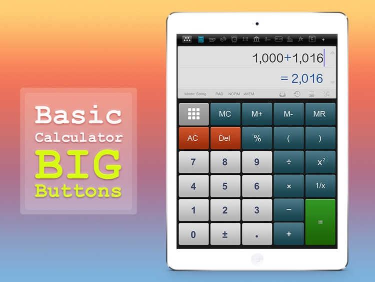 Calculator # Converter screenshot-1