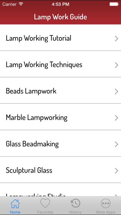 Lampwork Guide - Video Guide