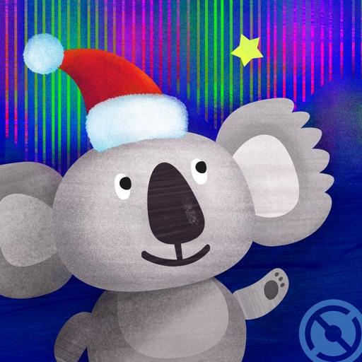 Koala's Christmas - How Koala was looking for Polar Bear - Interactive story for children