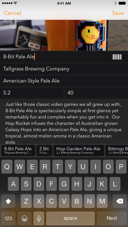 BeerTab - Rate and Share Your Favorite Beers