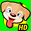 Fun Puzzle Games for Kids: Cute Animals Jigsaw Learning Game for Toddlers, Preschoolers and Young Children
