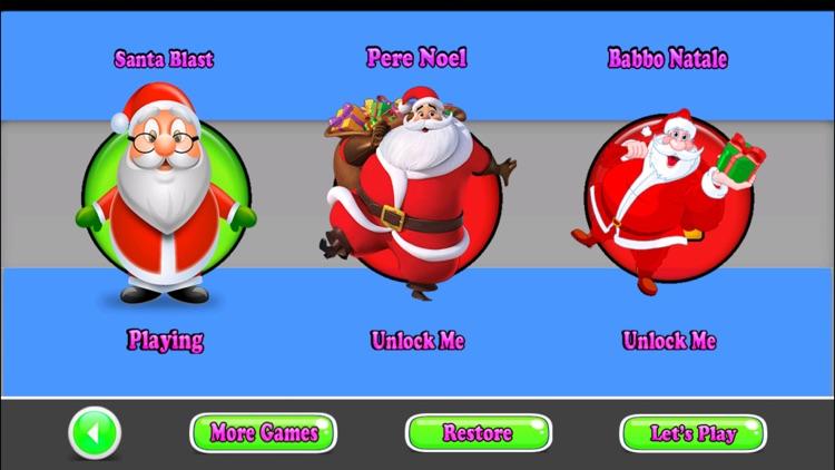 Jelly Rail Blast Shooter Fun Free Game HD - Santa Seasons Version screenshot-3