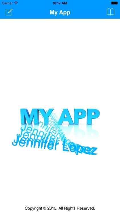 My Fake App