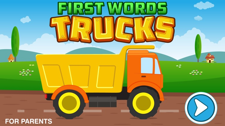 First Words Trucks and Things That Go - Educational Alphabet Shape Puzzle for Toddlers and Preschool Kids Learning ABCs Free screenshot-4