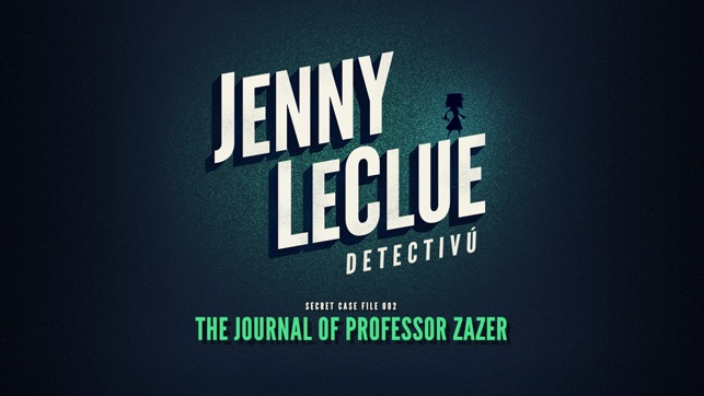 Jenny LeClue - Playable Teaser Screenshot