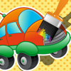 A Cars Coloring Book for Boys: Learn to Color Pictures of Vehicles