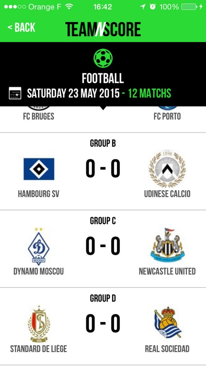 TeamNscore screenshot-2