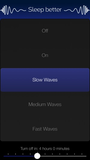 Sleep Better: Relaxing Waves Screenshot