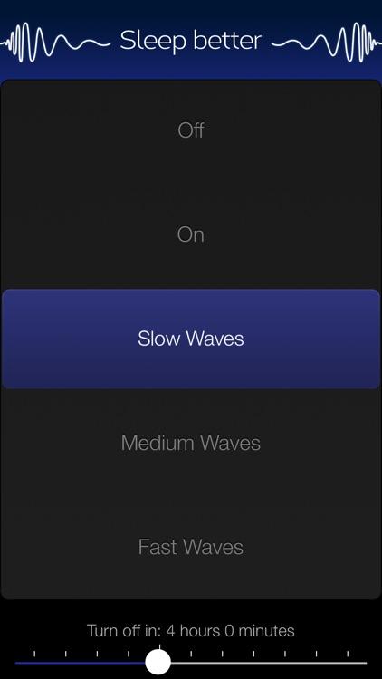 Sleep Better: Relaxing Waves screenshot-1