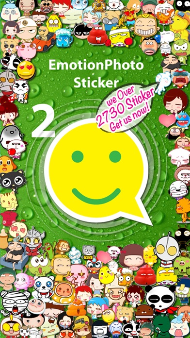 Stickers Pro 2 with Emoji Art for Messagesのおすすめ画像1