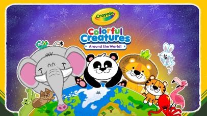 Crayola Colorful Creatures - Around the World!-0