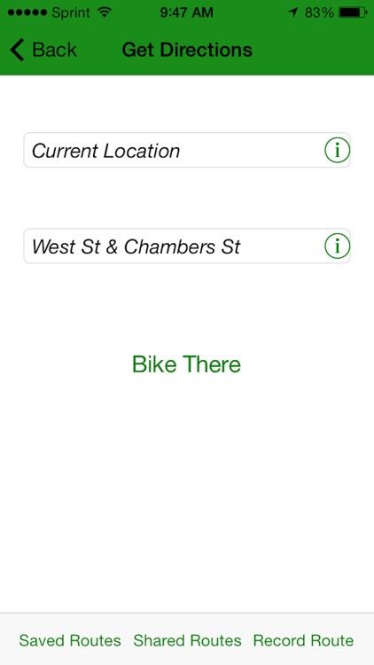 New York Bike screenshot-4